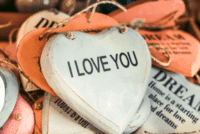 Valentine's Day / Love Wood Signs